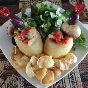 patates farcides